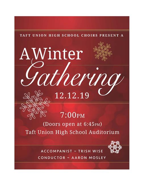A Winter Gathering 2019
