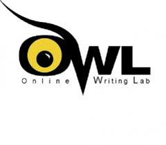 OWL Online writing Lab