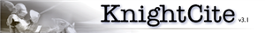 Link to KnightCite search engine