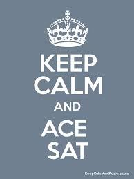 Keep Calm and Ace the Test